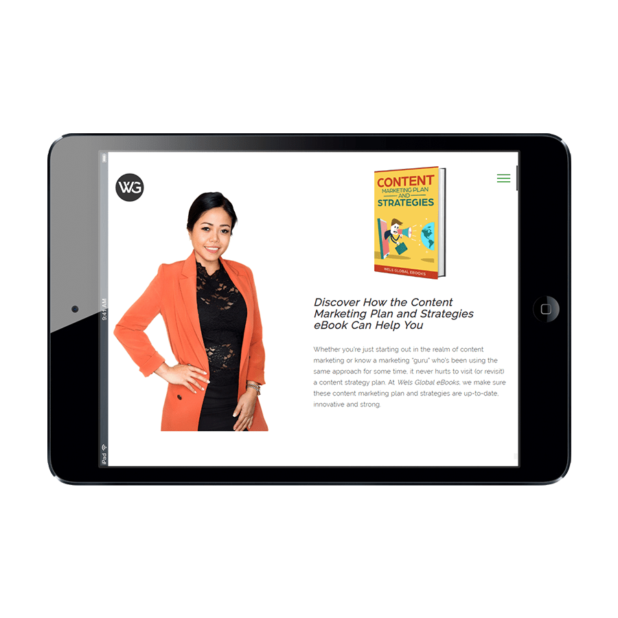 E- Book Marketing Plane
